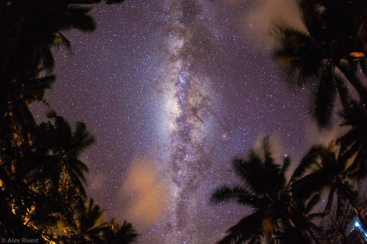 The Night Sky in Vava'u, Tonga