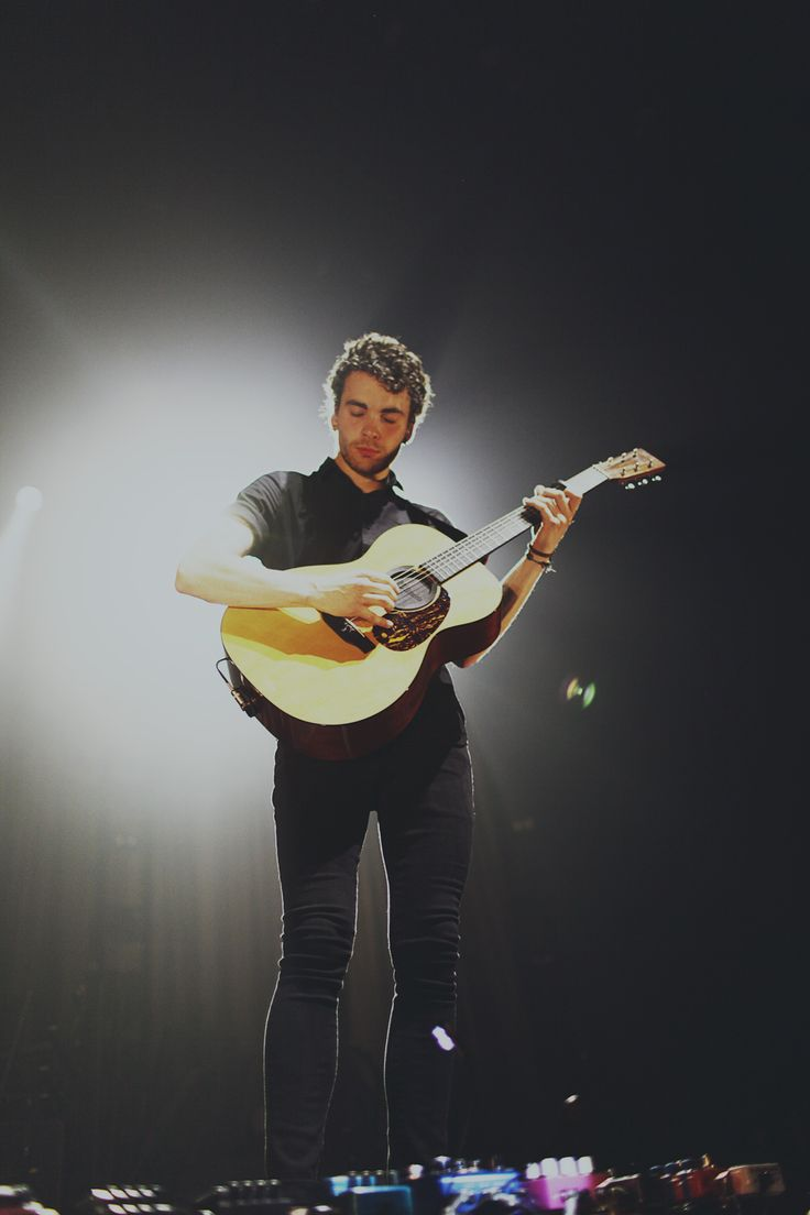 Taylor York. Got this one up on my wall too...love it.