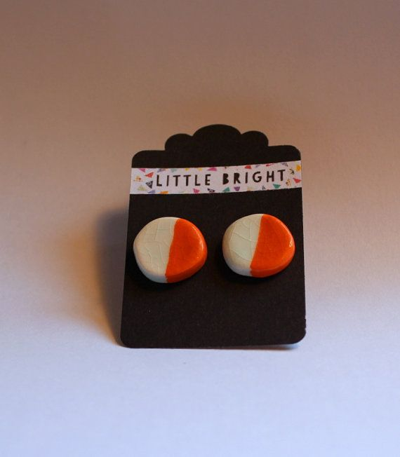 Little Bright ceramic Studs