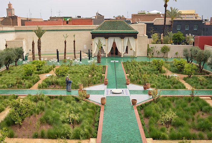 Die besten 25 visit marrakech ideen auf pinterest for Le jardin secret marrakech