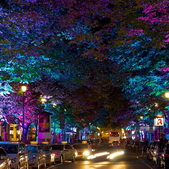 Berlin; Festival of Lights