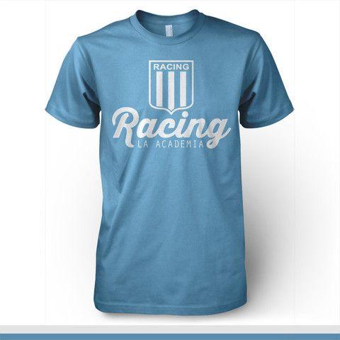 Racing Club de Avellaneda Argentina T-shirt - Pandemic Soccer