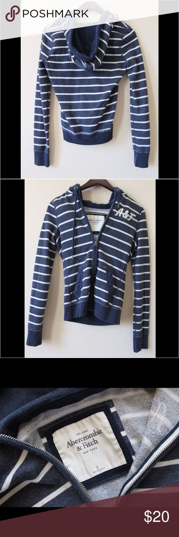 Abercrombie and Fitch jacket Barely worn, great condition and very soft! Jackets & Coats