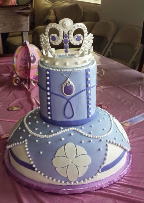 Sofia The First Cake Design Goldilocks : 170 best images about Sofia the First Cakes on Pinterest Doll cakes, Birthday cakes and Sofia ...