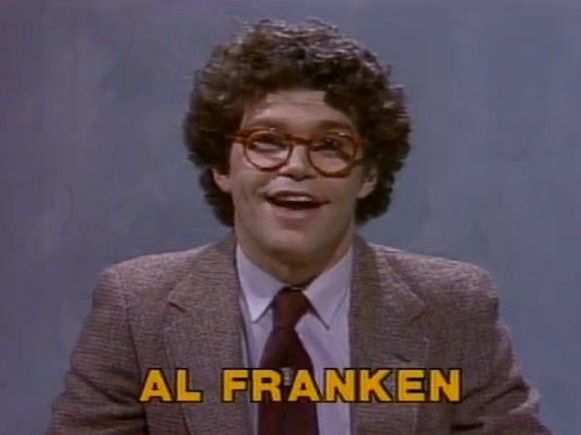 Saturday Night's Children: Al Franken (1977-1980; 1985-1986; 1988 ...
