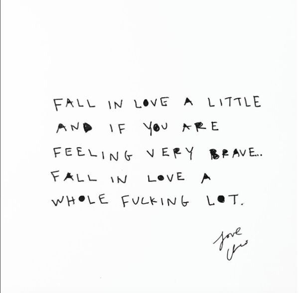 Beginning To Fall In Love Quotes: Falling In Love Quotes, Love