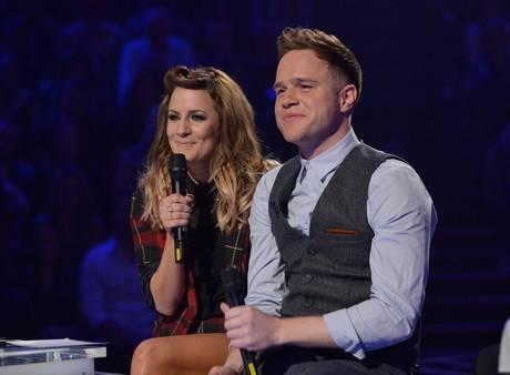 Comedian Matt Richardson replaces Olly Murs as Xtra Factor co-presenter.