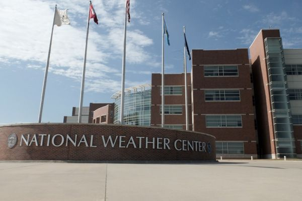 National Weather Center Norman Oklahoma