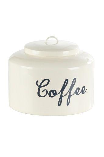 Ellos Home Cremevit Förvaringsburk Coffee