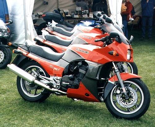 SBN - 1978 Kawasaki kz1000 z1r turbo