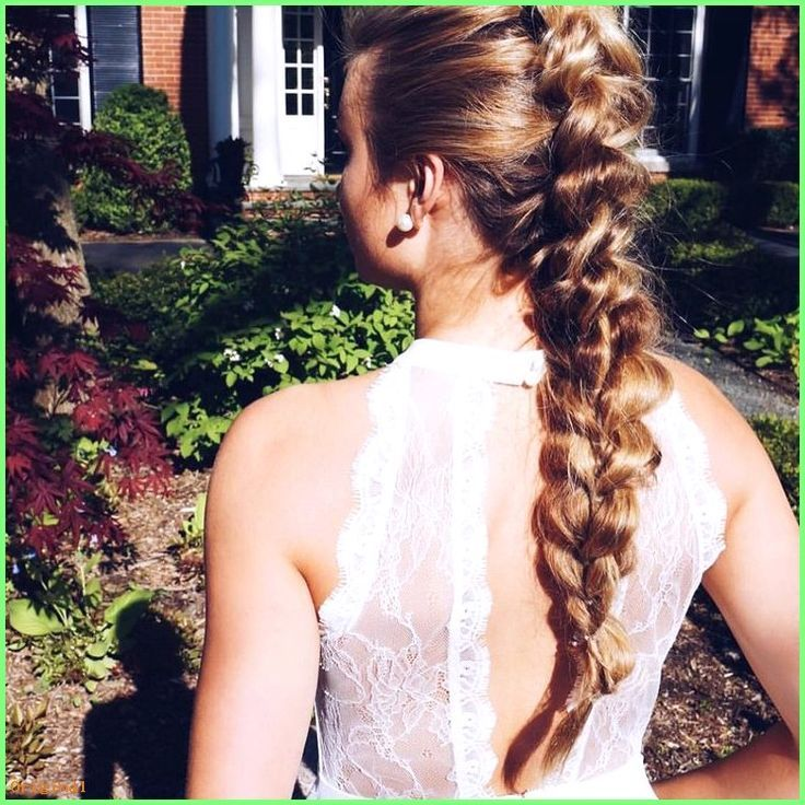 50+ Long Hair - Elegant Hairstyles for the Prom - Best Hairstyles for the Prom  #Abschlussbal...