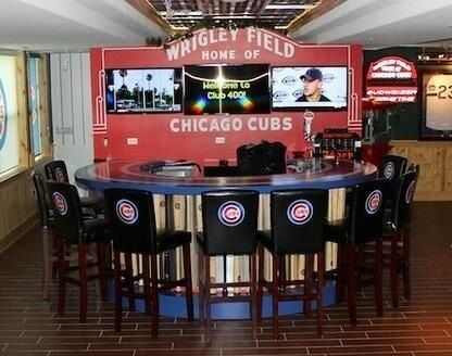 Cub Bar Man Cave Who Says It Can Only Be For Men Looks