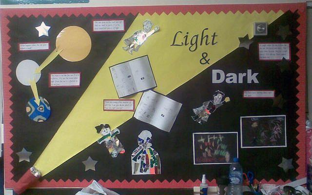 Light - Treetop Displays - EYFS, KS1, KS2 Classroom Display And ...