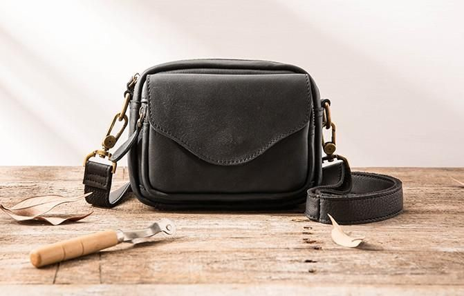 Leather Belt Pouch Phone Case Mens Waist Bag Shoulder Bag for Men –  iwalletsmen d82ea25e1e