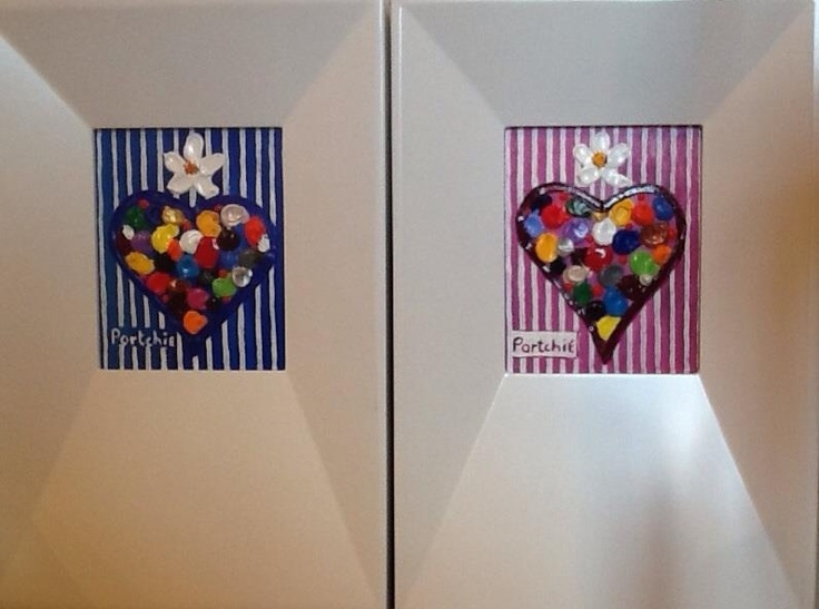 Hearts by Portchie