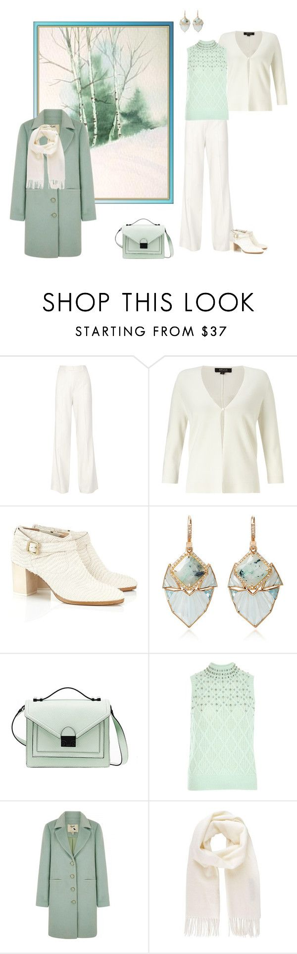 """""""Untitled #1289"""" by milliemarie ❤ liked on Polyvore featuring ADAM, Zoe Lee, Nak Armstrong, Loeffler Randall, River Island, Yumi and Vivienne Westwood"""