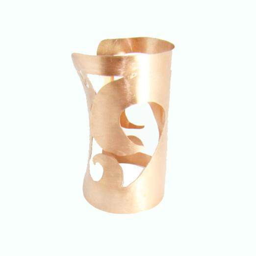 Swirl cuff bracelet www.arwerner.com