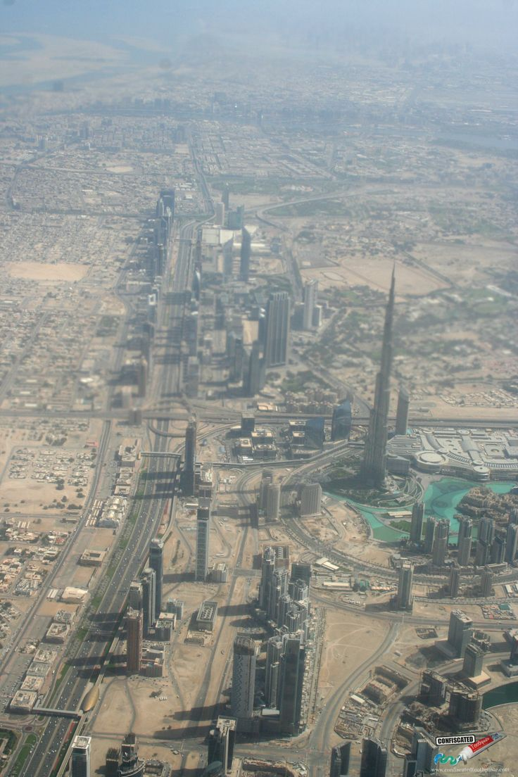 "Dubai from the air. ""The Truth about Flying"": http://www.confiscatedtoothpaste.com/the-truth-about-flying/"