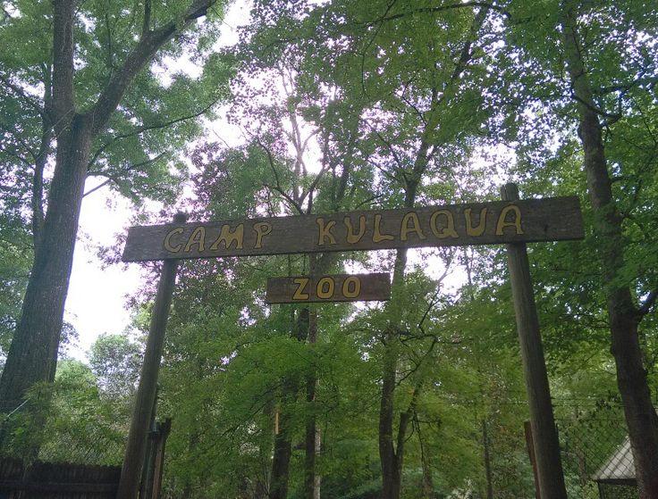 Camp kulaqua Zoo