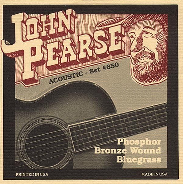 John Pearse – Set #650LM
