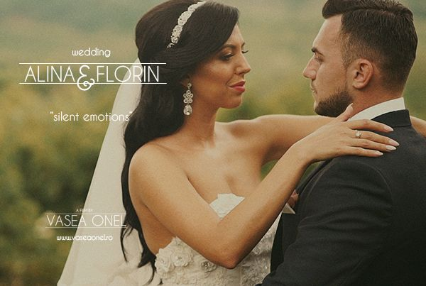 "Alina & Florin – ""silent emotions"" – wedding highlights"