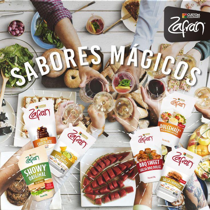 Llena tu mesa de mágicos momentos con todo el sabor de Zafrán®. Encuéntralos en la tienda.zafran.com.co. #universozafran #productoszafran