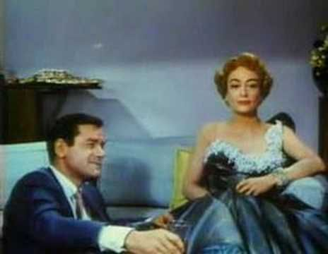 Joan Crawford in the impossibly camp & over the top melodrama TORCH SONG. (please follow minkshmink on pinterest)