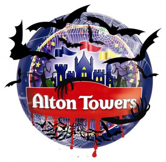 FRIGHT FEST! TRICK OR TREAT! TNB Alton Towers Scarefest Halloween Documentary | Hollywoodland Amusement And Trailer Park