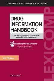 Drug Information Handbook: A Clinically Relevant Resource for All Healthcare Professionals PDF Book - Mediafile Free File Sharing