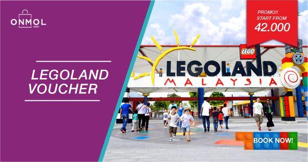 [ONMOL - VACATION] Hi OnMol Shoppers! Nikmati pengalaman tak terlupakan mengunjungi Legoland Malaysia dan berbagai tempat rekreasi terbaik lainnya di Malaysia..Liburan lebih hemat dengan berbagai paket voucher pilihan di OnMol.com, harga mulai Rp. 42.000..Klik penawaran menariknya disini.. #OnMolID #Onlineshop #BelanjaOnline #vacation #travelling #Malaysia #VisitMalaysia #LegoLand #GambangResort #voucher #VoucherRekreasi #WisataMalaysia