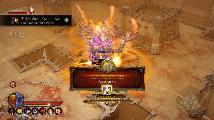 Diablo: Reaper of Souls http://www.beautylifegeek.com/blog/2016/6/2/diablo-reaper-of-souls  #bbloggers #lifestyle #BeautyLifeGeek #Diablo #PS4 #BlizzardEntertainment #Blizzard #VideoGames #Gaming