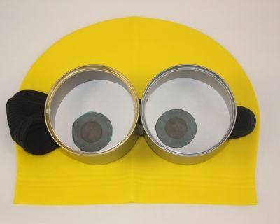 Minion Brille Front