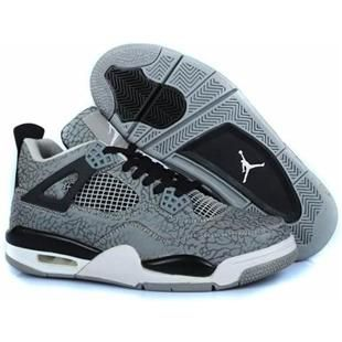 Buy Nike Air Jordan 4 Mens Temporal Rift Grey Black Shoes New from Reliable Nike  Air Jordan 4 Mens Temporal Rift Grey Black Shoes New suppliers.