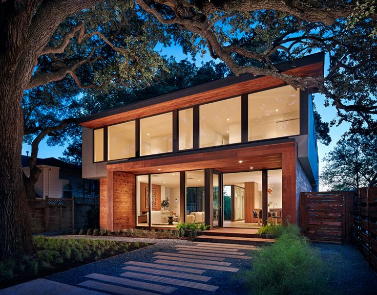 A New Contemporary Home In Austin Texas With The Interiors Designed By Kopicki Design