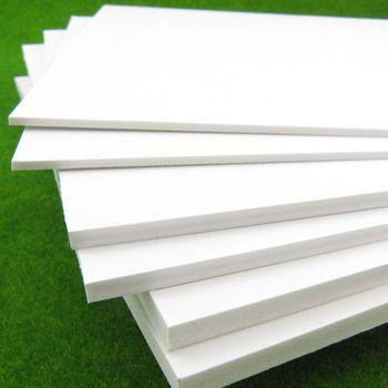 Closed Cell Pvc Foam Board Plastwood Plastic Sheets