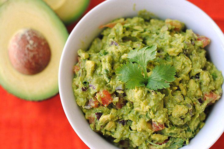 Chunky Guacamole Recipe Things To Make Guacamole And