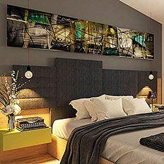 design mobilier Cluj mobila la comanda dormitor pal mdf