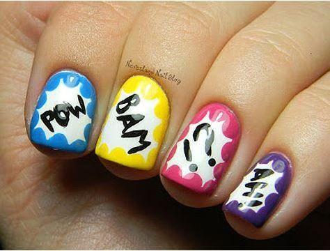 Super nagels
