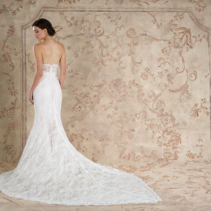 Ava : Sareh Nouri Fall 2016 Bridal Collection   itakeyou.co.uk: