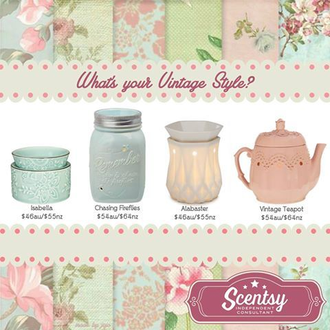 Independent Scentsy Consultant Australia  www.flickthewicks.scentsy.com.au
