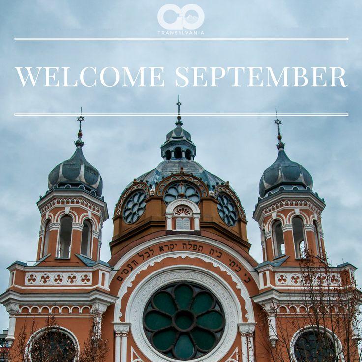 September, Targu Mures, city break, visit Transylvania, visit Targu Mures, Status Quo Ante Synagogue