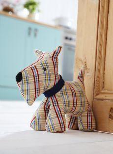 Ulster Weavers perro Tope de puerta Forma - topes de la puerta de tela |  Inicio…
