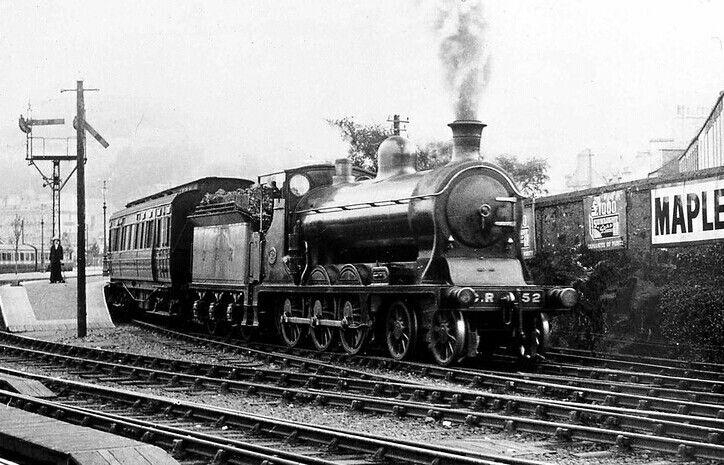Caledonian  Mcintosh 55 class  4-6-0