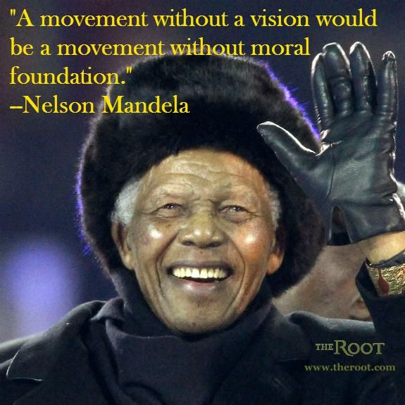 Best Black History Quotes: Nelson Mandela on Activism