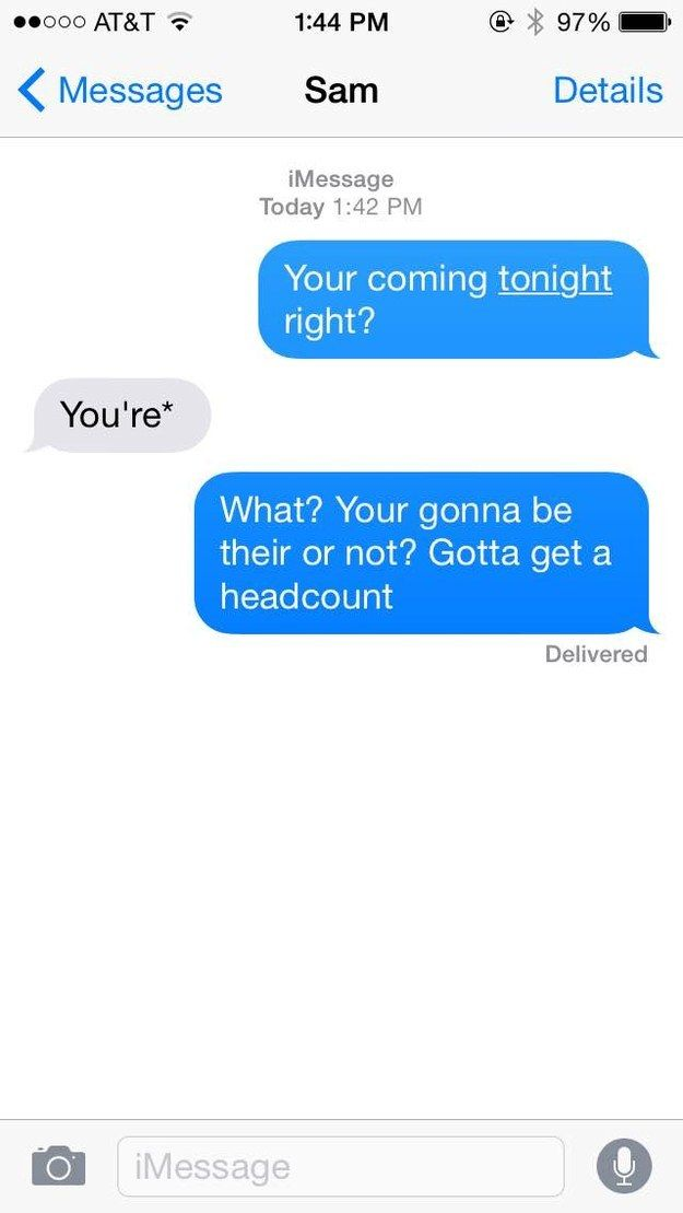22 surefire ways to annoy your type a friends ccuart Choice Image