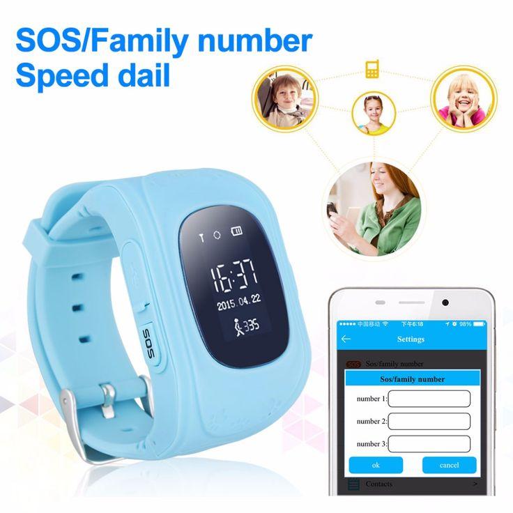 Лучший OLED Мини gps часы/Дети GPS Часы Q50 gps трекер смотреть SOS Чрезвычайных Борьбе Потерянный Умный Мобильный Телефон Приложение Браслет Браслет