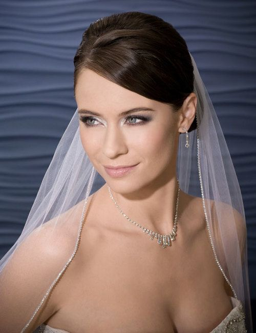 28 best veils and accessories images on pinterest bridal for Bel aire bridal jewelry