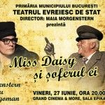 """Miss Daisy si soferul ei"" se joaca la Grand Cinema"