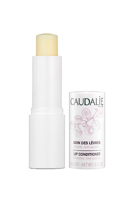 """""""If there is one thing I can't live without, it's my lip balm. I love that this one from Caudalie makes my lips feel incredibly soft — without having to apply it every five seconds."""""""