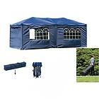 EUR 249,00 - Pavillon Faltbar 3x6m blau - http://www.wowdestages.de/2013/05/25/eur-24900-pavillon-faltbar-3x6m-blau/